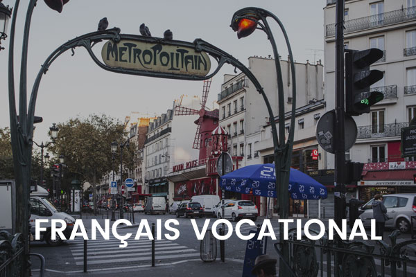 francais-vocational